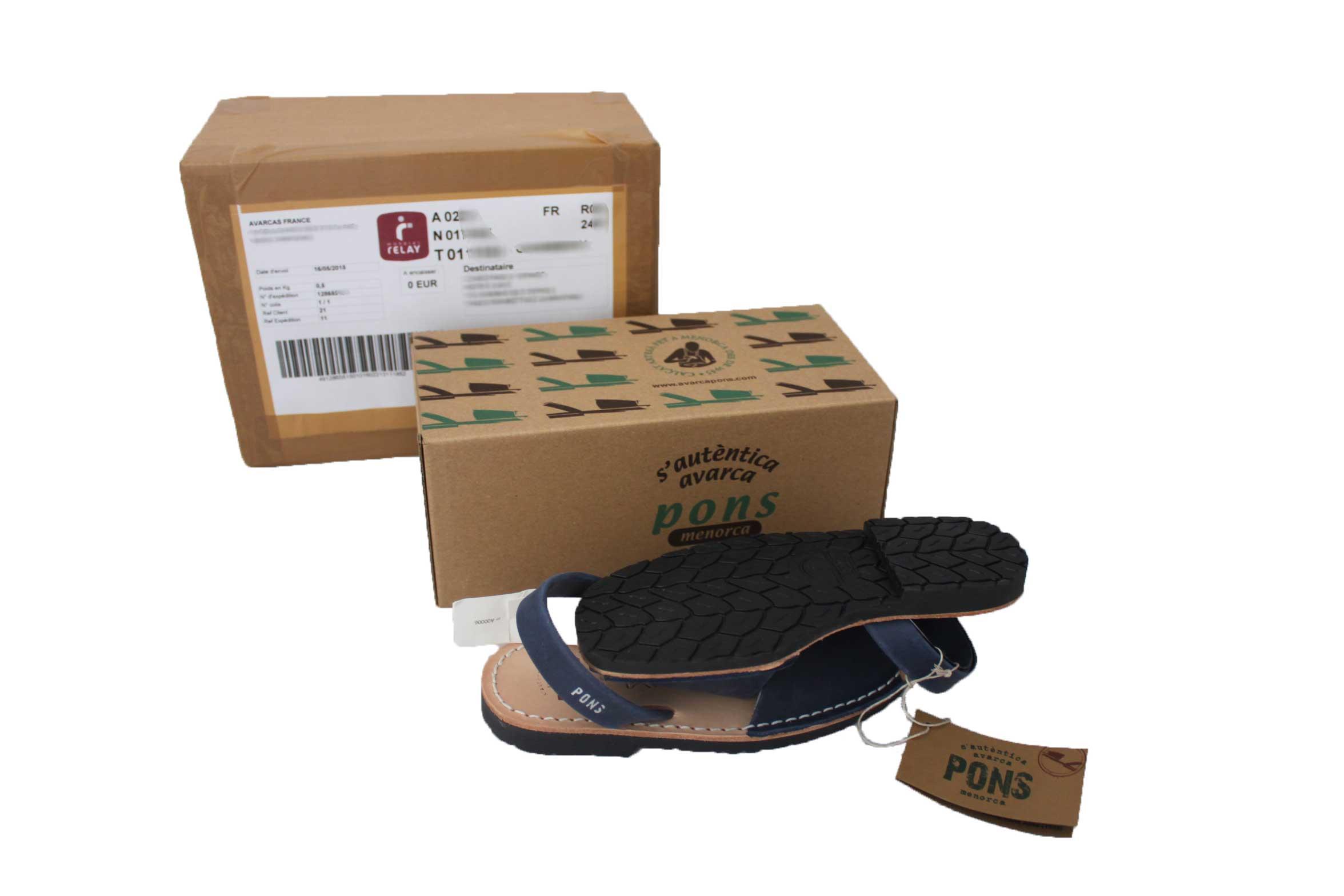 Emballage Avarcas